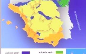 Tipos de clima en España