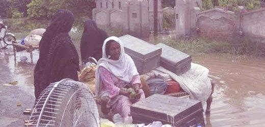 Inundaciones en Pakistan
