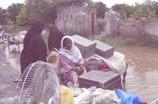 Inundaciones en pakistan - Tiempo en pakistan ...