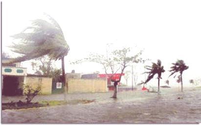 huracan carlos